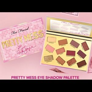 💖Too Faced Pretty Mess Eyeshadow Palette - NEW!!
